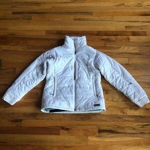 PATAGONIA Rubicon Snowbird Ski Coat Jacket White M